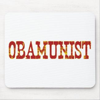Obamunist (Socialism) Mouse Pad