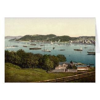 Oban Bay, Argyll and Bute, Scotland Card