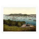 Oban Bay, Argyll and Bute, Scotland Postcard