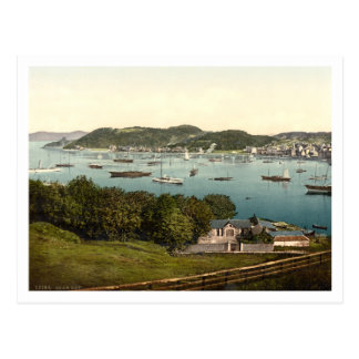 Oban Bay, Argyll and Bute, Scotland Postcard