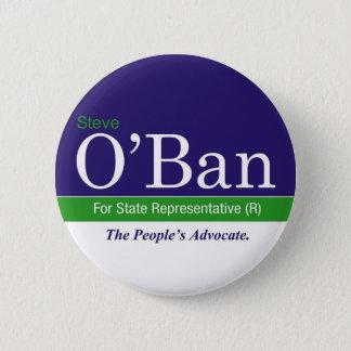 O'Ban for State Rep. Button