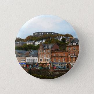 Oban, Scotland Button