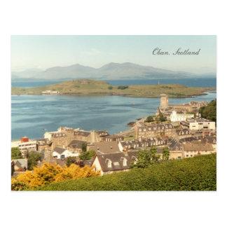 Oban, Scotland (postcard) Postcard