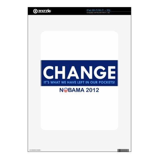 Obanma anti: Cambio Skin Para El iPad