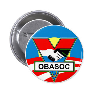 OBASOC - Botón Pin Redondo De 2 Pulgadas