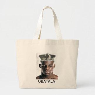 OBATALA ORISHA BY LIZ LOZ TOTE BAG