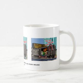OBC IPA, Hefeweizen & Pilsner Brews Coffee Mug