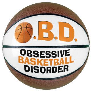 OBD Custom Fullsize Basketball