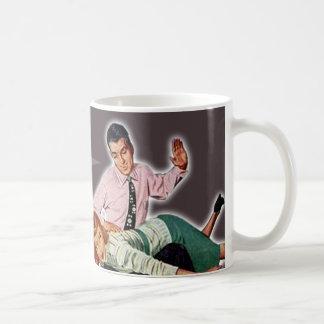 Obedezca el thee taza