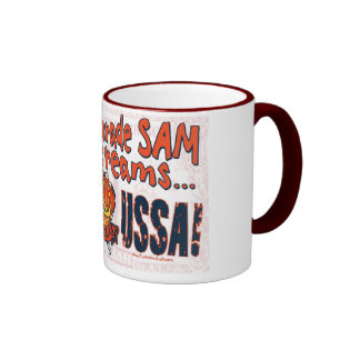 Obedezca el USSA la taza del grito