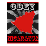 Obedezca Nicaragua Postal