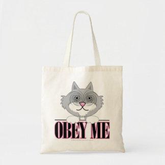 Obedézcame: Gato