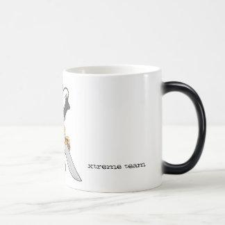 Obedience mug (disappearing)