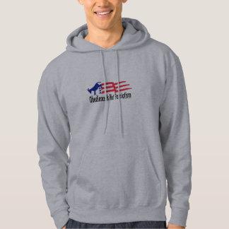 Obedience Patriotism Hoodie