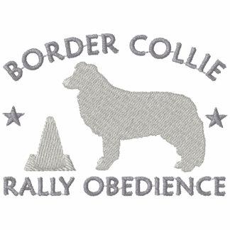 Obediencia de la reunión del border collie