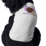 Obediencia de la reunión del perro de aguas de agu prenda mascota