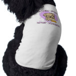 Obediencia tibetana de la reunión del perro de agu camisetas de mascota