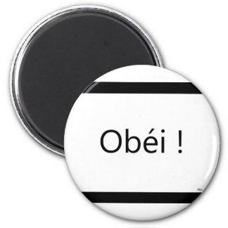 obéi refrigerator magnets