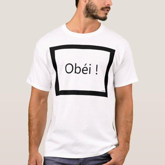 obéi T-Shirt