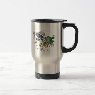 O'Beirne Family Crest Mugs