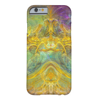Obeisance to Nature, Colorful Digital Abstract Art Barely There iPhone 6 Case