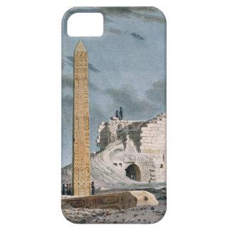 Obelisco de Cleopatra (w/c en el papel) iPhone 5 Cobertura