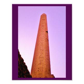 Obelisco de Karnak Fotografía
