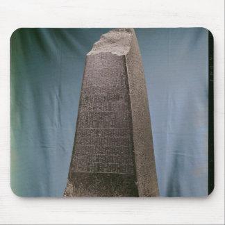 Obelisco de Manishtusu de Susa, c.2270 A.C. Mousepads