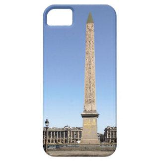 Obelisco de París iPhone 5 Case-Mate Cárcasa