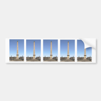 Obelisco de París Pegatina Para Auto