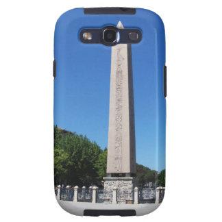Obelisco de Theodosius Galaxy S3 Carcasas