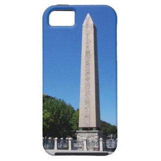 Obelisco de Theodosius iPhone 5 Carcasas