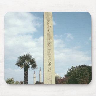 Obelisco de Theodosius I, con una base romana Mousepads