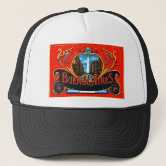 Obelisco firulete trucker hat