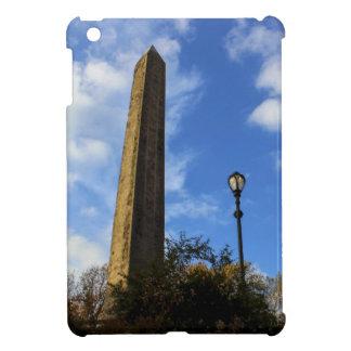 Obelisco, la aguja en Central Park, NYC de Cleopat iPad Mini Protectores