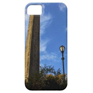 Obelisco, la aguja en Central Park, NYC de iPhone 5 Case-Mate Cobertura
