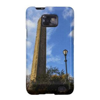 Obelisco, la aguja en Central Park, NYC de Galaxy SII Carcasa