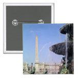 Obelisco, originalmente de Luxor, erigido en 1836 Pin