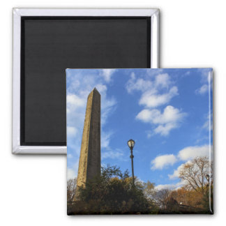 Obelisk, Cleopatra's Needle in Central Park, NYC Magnet