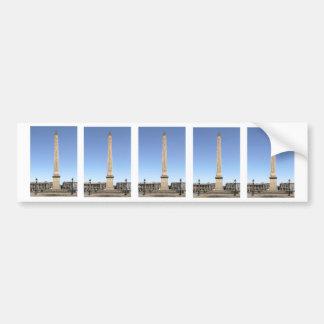Obelisk of Paris Bumper Sticker