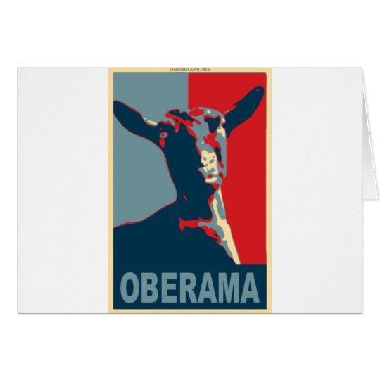 Oberama Card