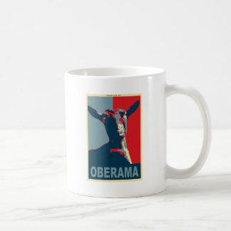 Oberama Coffee Mug