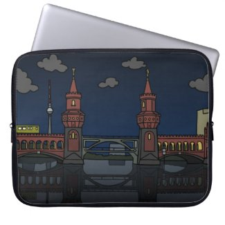 Berlin laptop sleeves