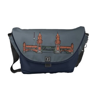Berlin Messenger Bag