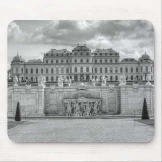 Oberes Belvedere Mouse Pad
