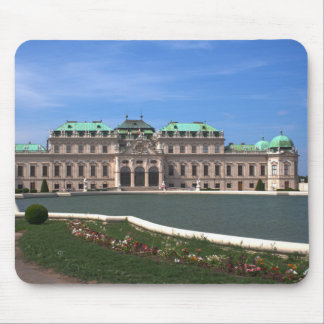 Oberes Belvedere Mouse Pads