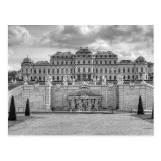 Oberes Belvedere Postcard