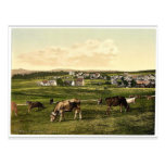 Oberhof, I., Thuringia, Germany magnificent Photoc Post Cards