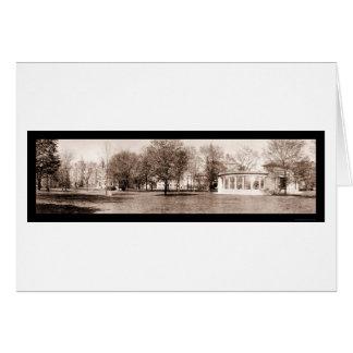 Oberlin College Photo 1905 Card