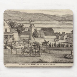 Obermuller, Wille residences Mouse Pad